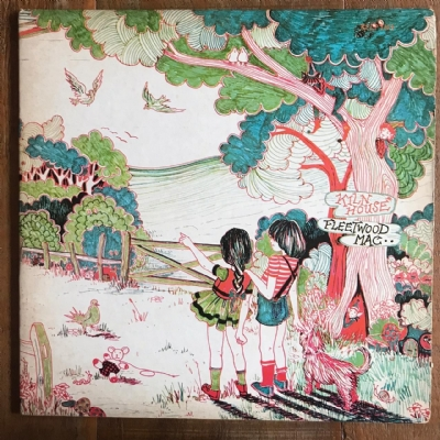 Disco de vinil usado - Fleetwood Mac - Kiln House LP