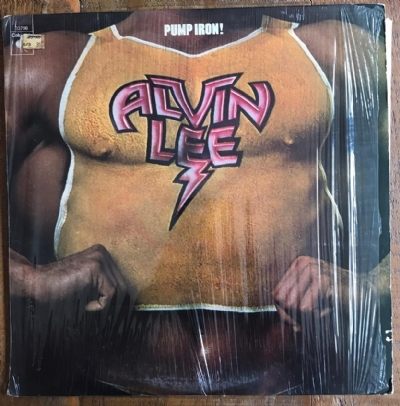 Disco de vinil usado - Alvin Lee - Pump Iron! LP