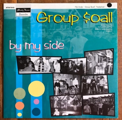 Disco de vinil usado - Group $oall - By My Syde LP 10
