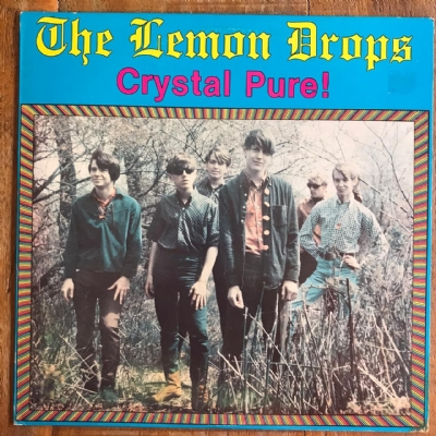 Disco de vinil usado - The Lemon Drops - Crystal Pure! LP