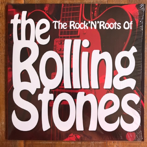Disco de vinil usado - The Rock`N`Roots Of - The Rolling Stones LP 180 g IMG-1640742