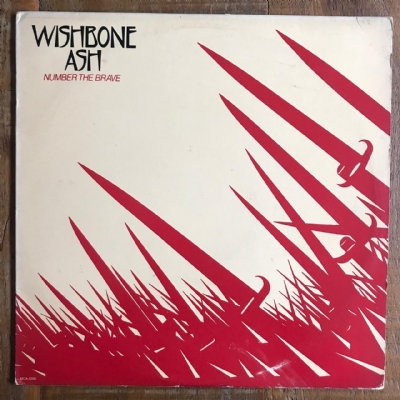 Disco de vinil usado - Wishbone Ash - Number The Brave LP