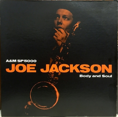 Disco de vinil usado - Joe Jackson - Body And Soul LP