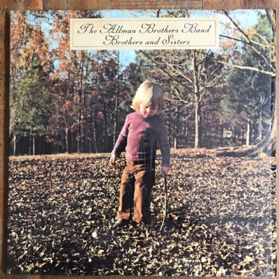Disco de vinil usado - The Allman Brothers Band - Brothers And Sisters LP