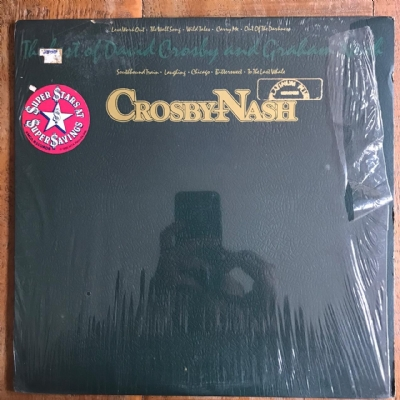Disco de vinil usado - Crosby & Nash - The Best Of LP