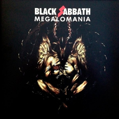 Disco De Vinil Novo - Black Sabbath - Megalomania - In Concert In The USA 75-76-78 4 LP 04 CD Box Set