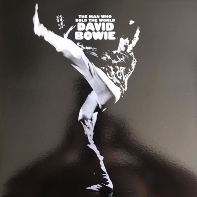 Disco De Vinil Novo - David Bowie - The Man Who Sold The World Lp Colorido