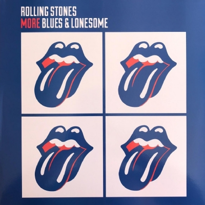 Disco De Vinil Novo - The Rolling Stones - More Blues and Lonesome lp