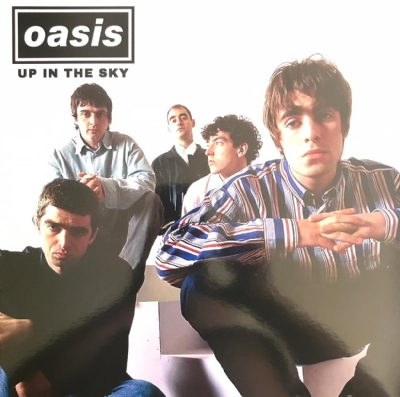 Disco De Vinil Novo - Oasis - Up In The Sky lp