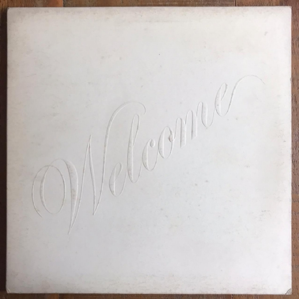Disco de vinil usado - Santana - Welcome Lp