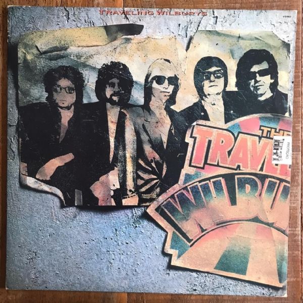 Disco de vinil usado - The Traveling Wilburys - Volume One Lp