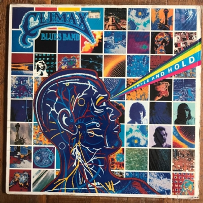 Disco de vinil usado - Climax Blues Band - Sample And Hold Lp