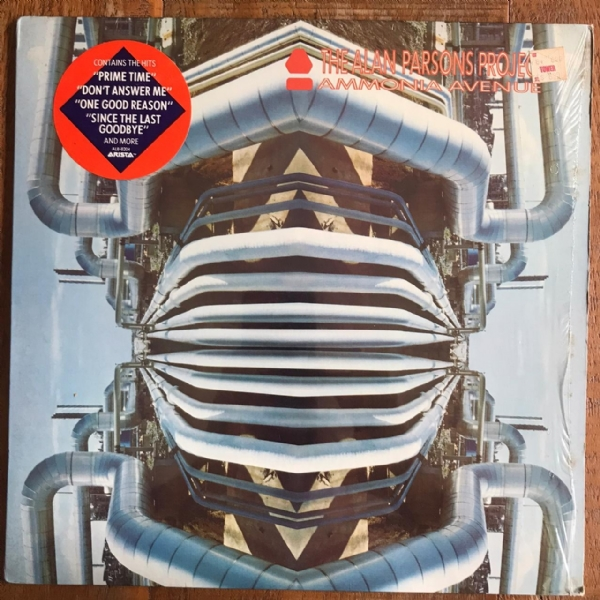 Disco de vinil usado - The Alan Parsons Project - Ammonia Avenue Lp
