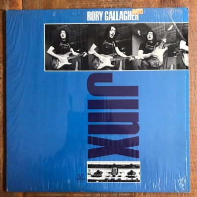 Disco de vinil usado - Rory Gallagher - Jinx Lp