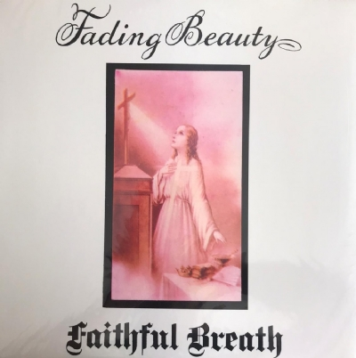 Disco De Vinil Novo - Fading Beauty - Faithful Breath Lp 180 g