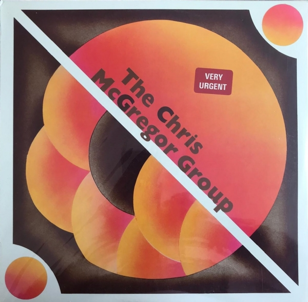 Disco De Vinil Novo - The Chris McGregor Group - Very Urgent Lp 180 g