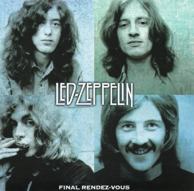 CD usado - Led Zeppelin - Final Rendez-Vous CD Duplo