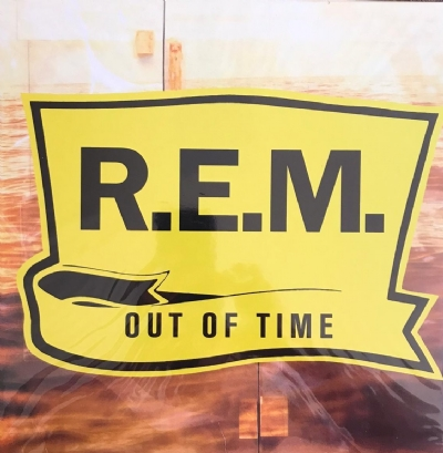 Disco De Vinil Novo - R.E.M. - Out Of Time Lp