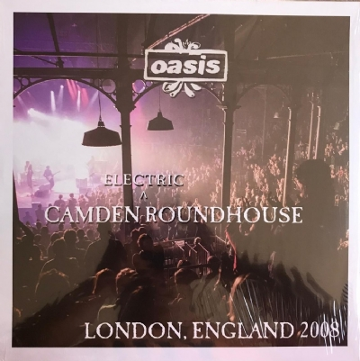 Disco De Vinil Novo - Oasis - Electric Live Lp