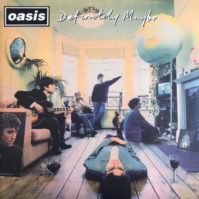 Disco De Vinil Novo - Oasis - Definitely Maybe - Lp Duplo 180g