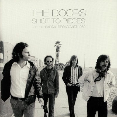 Disco De Vinil Novo - The Doors - Shot To Pieces Lp Duplo 180g