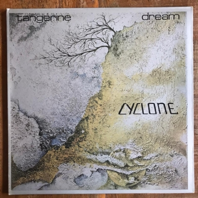 Disco de vinil usado - Tangerine Dream - Cyclone LP