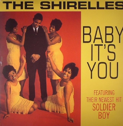 Disco De Vinil Novo - The Shirelles ââ Baby It´s You Lp 180 g