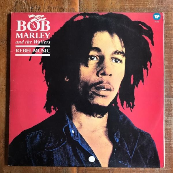 Disco de vinil usado - Bob Marley And The Wailers - Rebel Music Lp