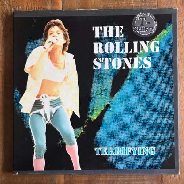 Disco de vinil usado - The Rolling Stones - Terrifying 03 Lp Box Set