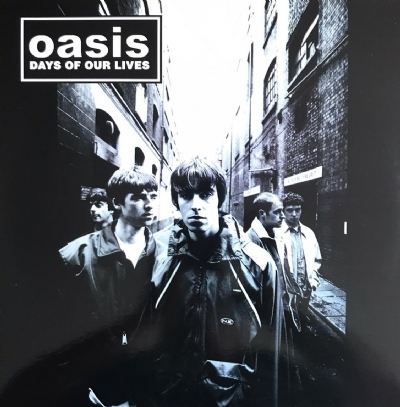 Disco De Vinil Novo - Oasis - Days of Our Lives Lp