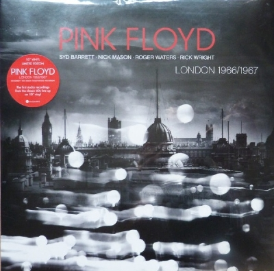 Disco De Vinil Novo - Pink Floyd - London 1966/1977 Lp 10