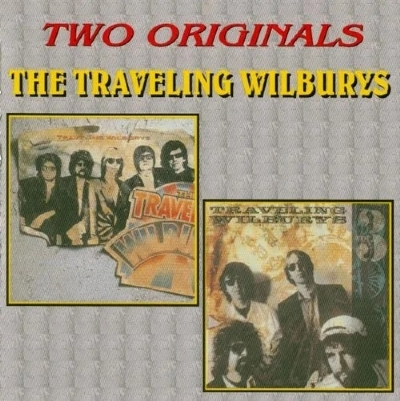 CD - Traveling Wilburys - Two Originals