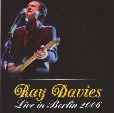 CD - Ray Davies - Live In Berlin 2006 Cd Duplo