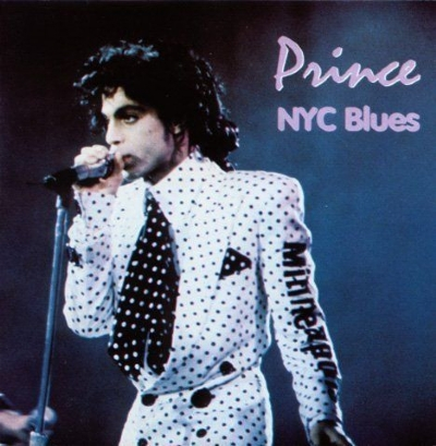 CD - Prince - NYC Blues