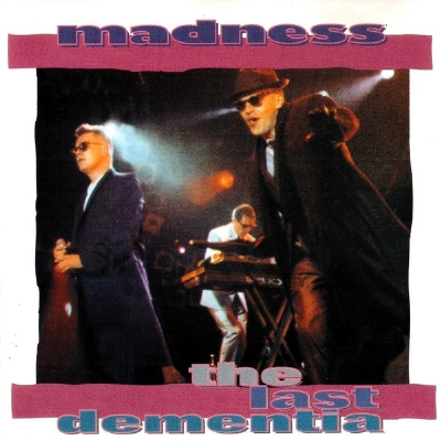 CD - Madness - The Last Dementia