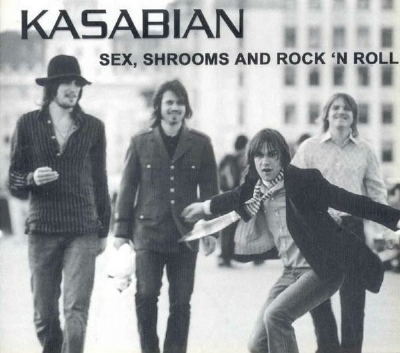 CD - Kasabian - Sex, Shrooms And Rock 'N Roll