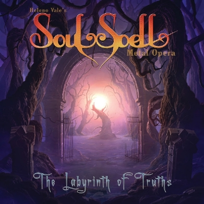 CD - Soulspell - The Labyrinth Of Truths