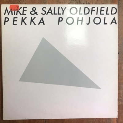 Disco de vinil usado - Mike & Sally Oldfield - Pekka Pohjola
