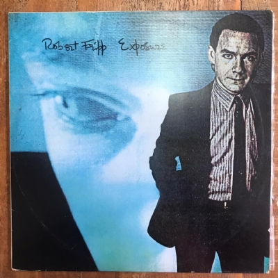 Disco de vinil usado - Robert Fripp - Exposure Lp