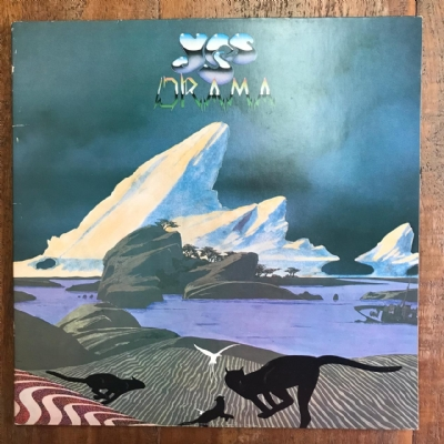 Disco de vinil usado - Yes - Drama Lp