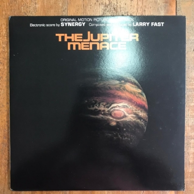 Disco de vinil usado - Synergy - The Jupiter Menace Lp