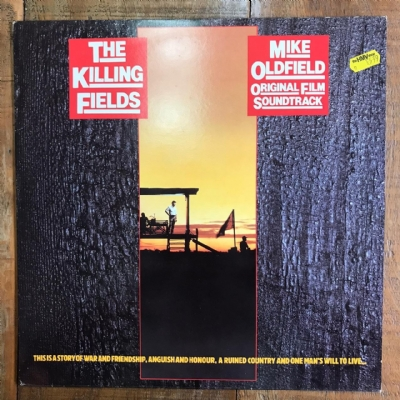 Disco de vinil usado - Mike Oldfield - The Killing Fields Lp