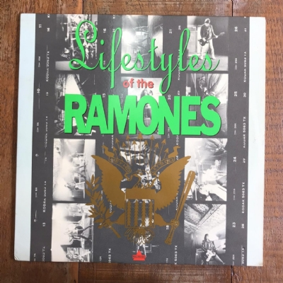 Laser Disc - Ramones - Lifestyles Of