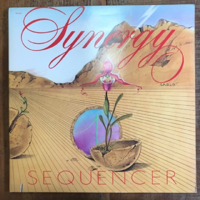Disco de vinil usado - Synergy - Sequencer Lp