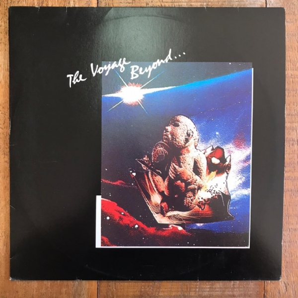 Disco de vinil usado - The Voyage Beyond... Lp
