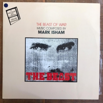 Disco de vinil usado - Mark Isham - The Beast Of War Lp