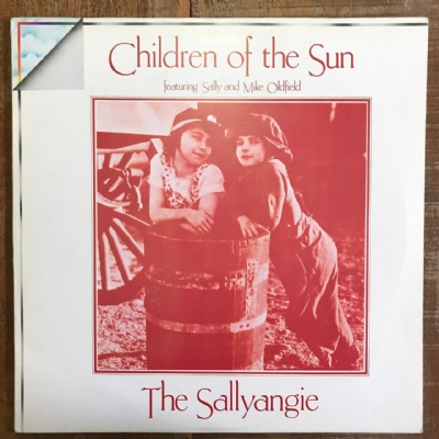 Disco de vinil usado - Mike & Sally Oldfield - The Sallyangie Children Of The Sun Lp