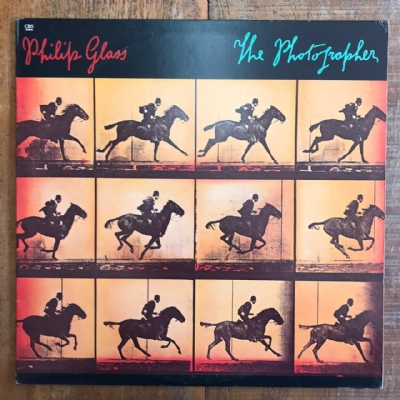 Disco de vinil usado - Philip Glass - The Photographer Lp