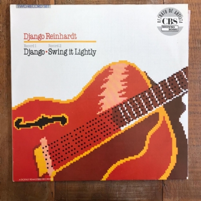 Disco de vinil usado - Django Reinhardt - Django / Swing It Lightly  Lp Duplo