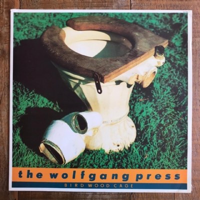 Disco de vinil usado - The Wolfgang Press - Bird Wood Cage Lp